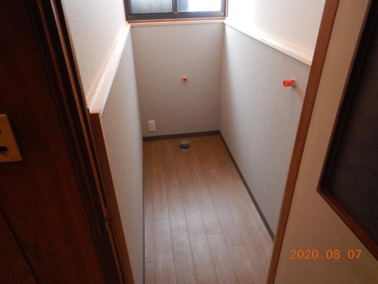 トイレ・床・壁リフォーム